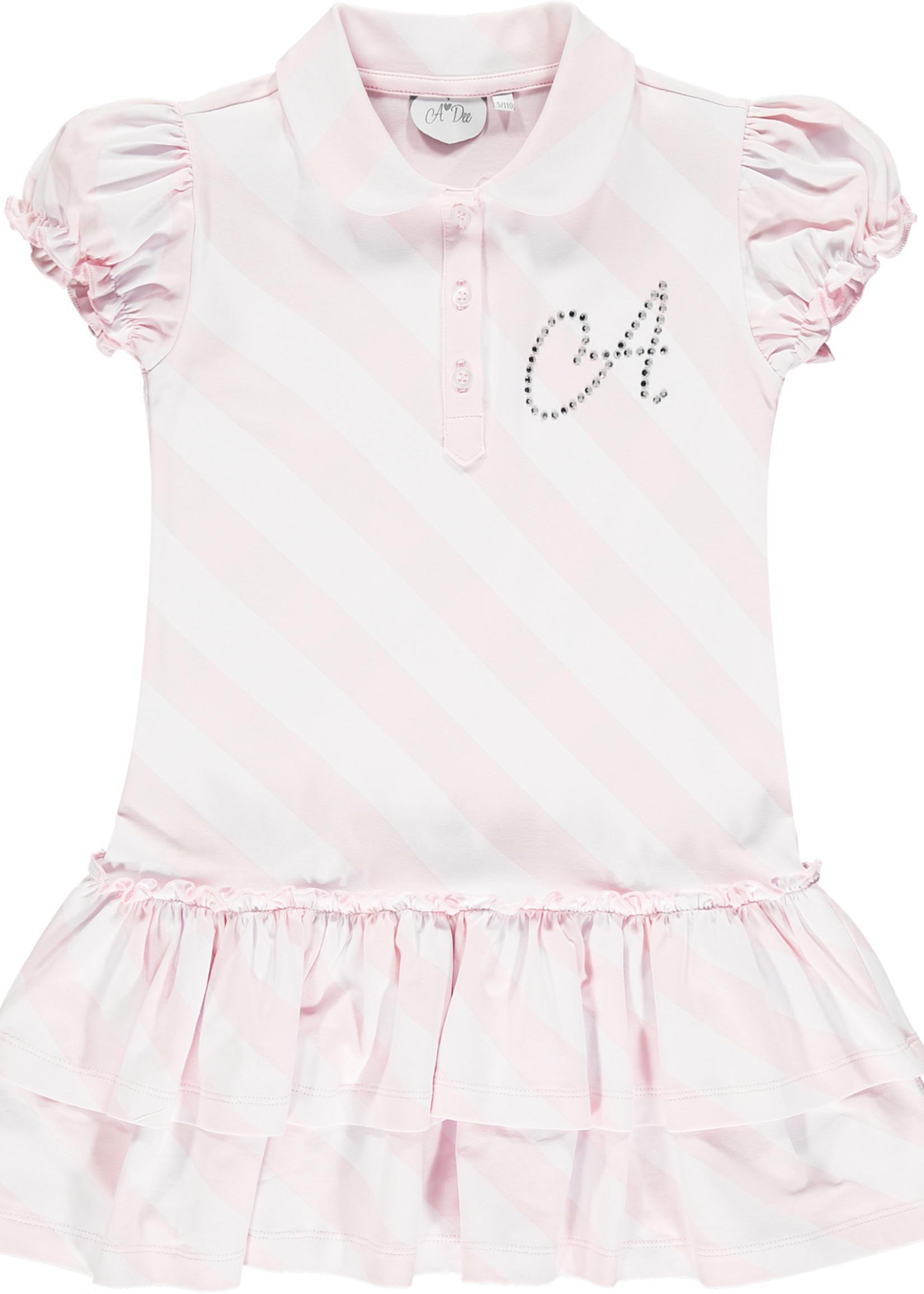 A Dee Orinthia jersey tennis dress