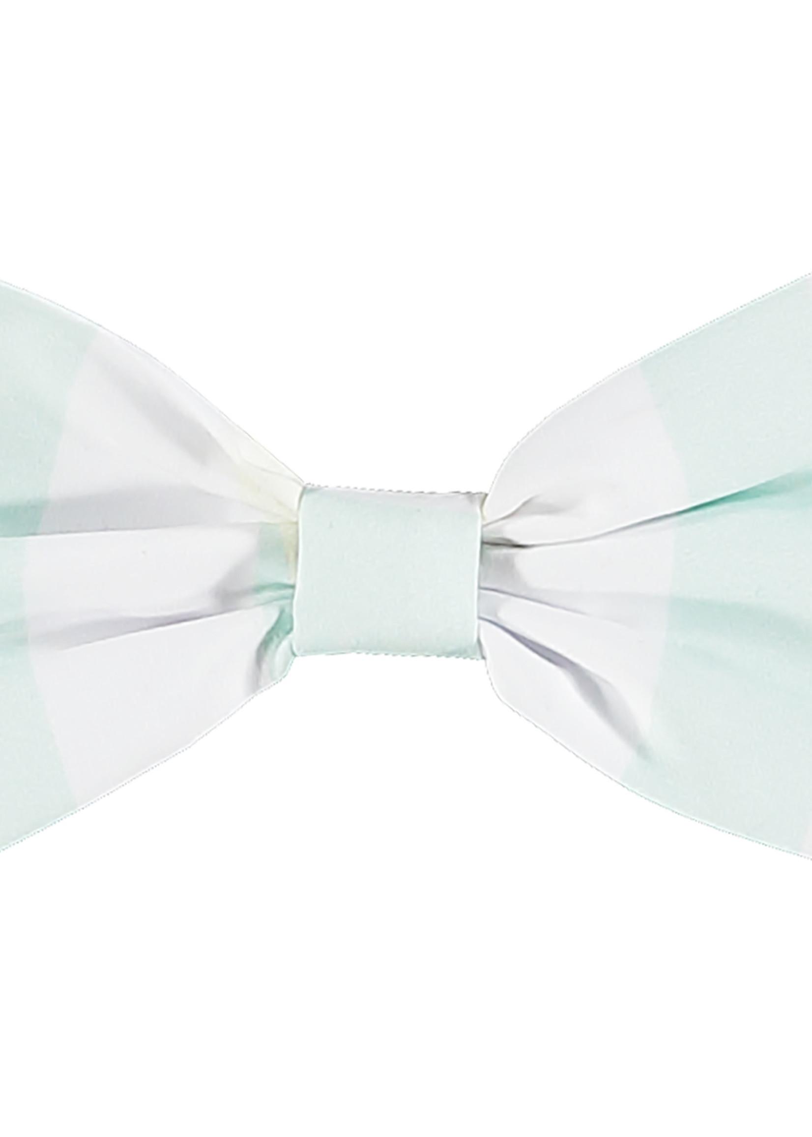 A Dee Otti ice cream print hair bow