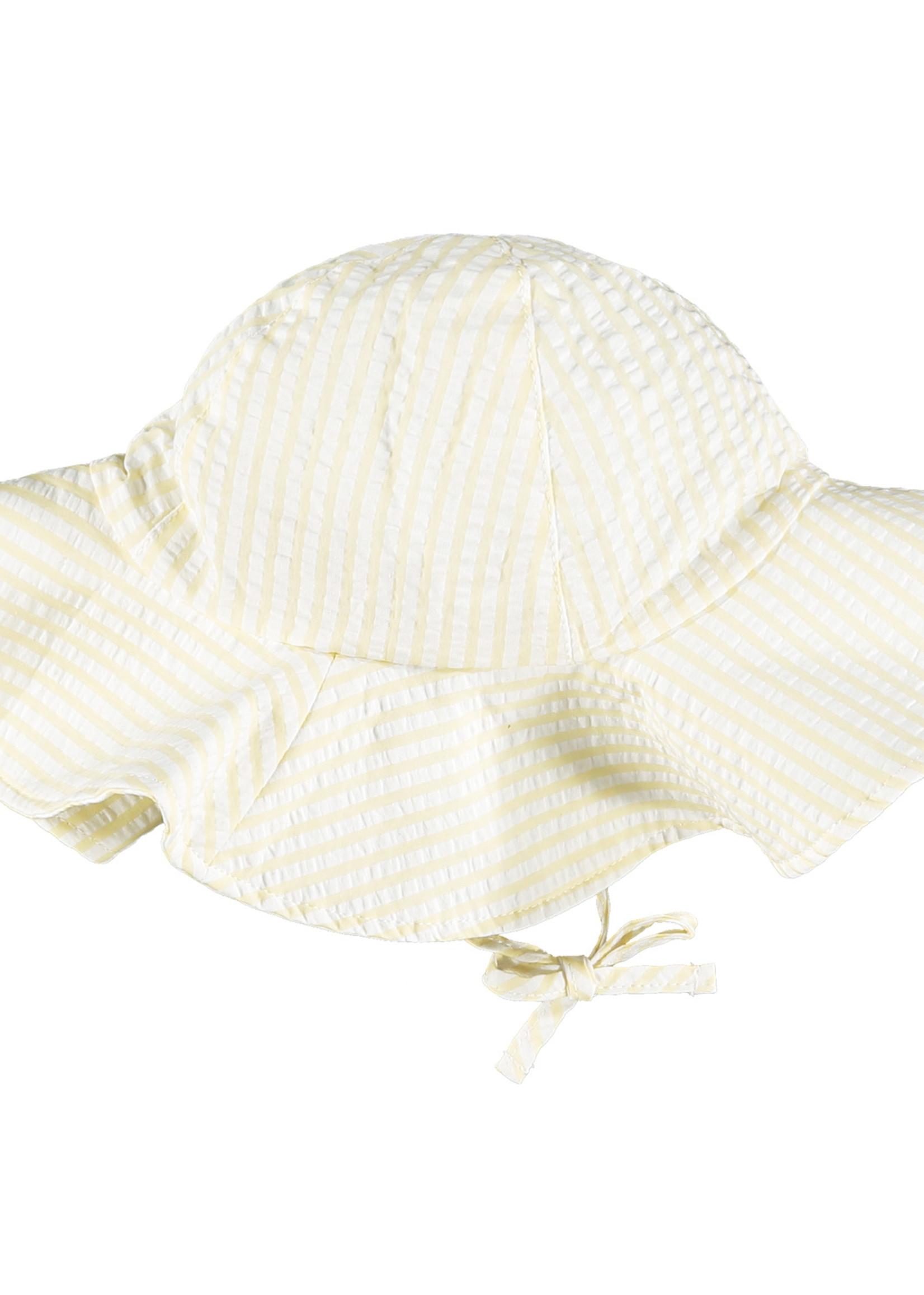 Little Adee Kerris Seersucker hat
