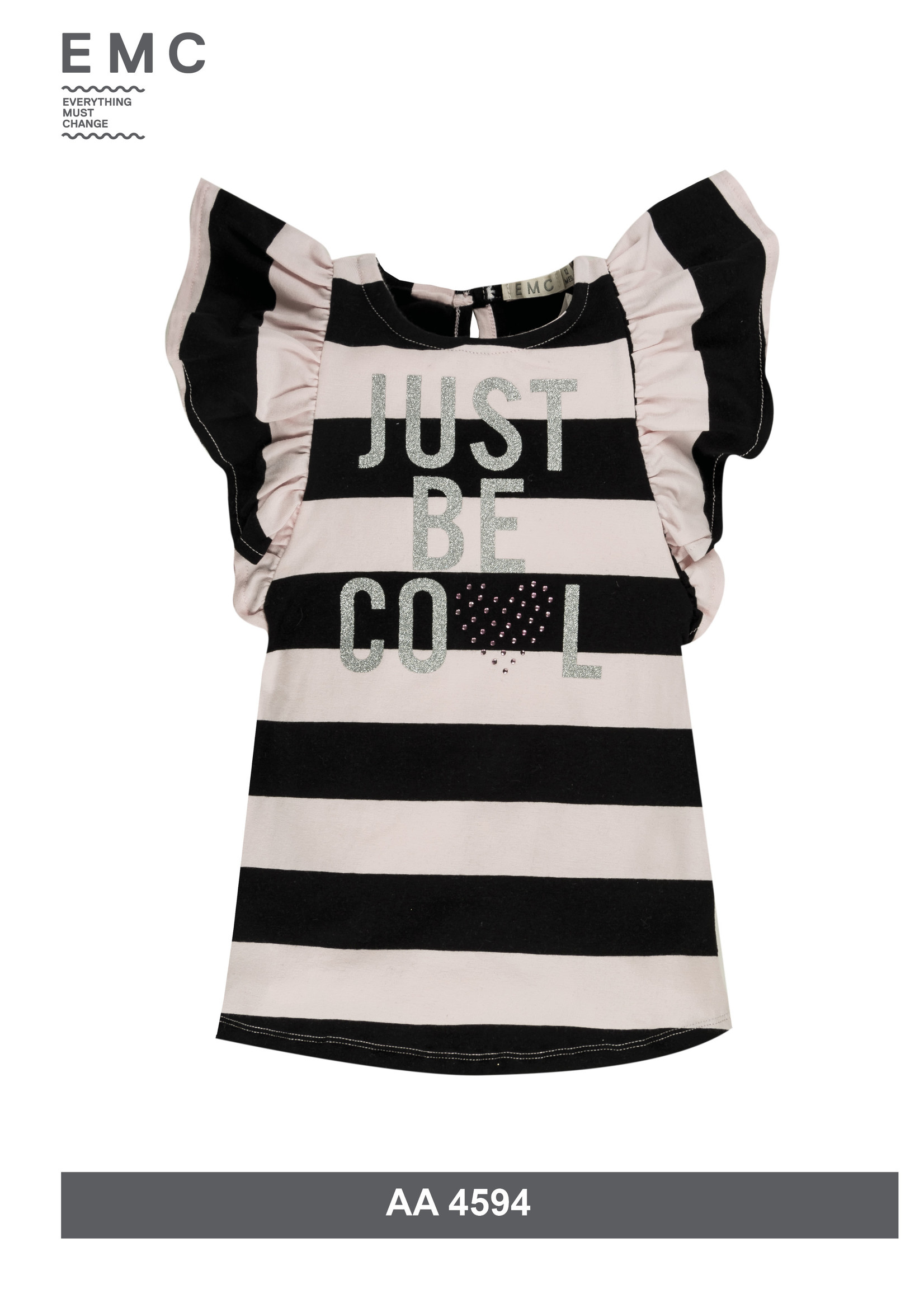 EMC EMC Just be cool dress