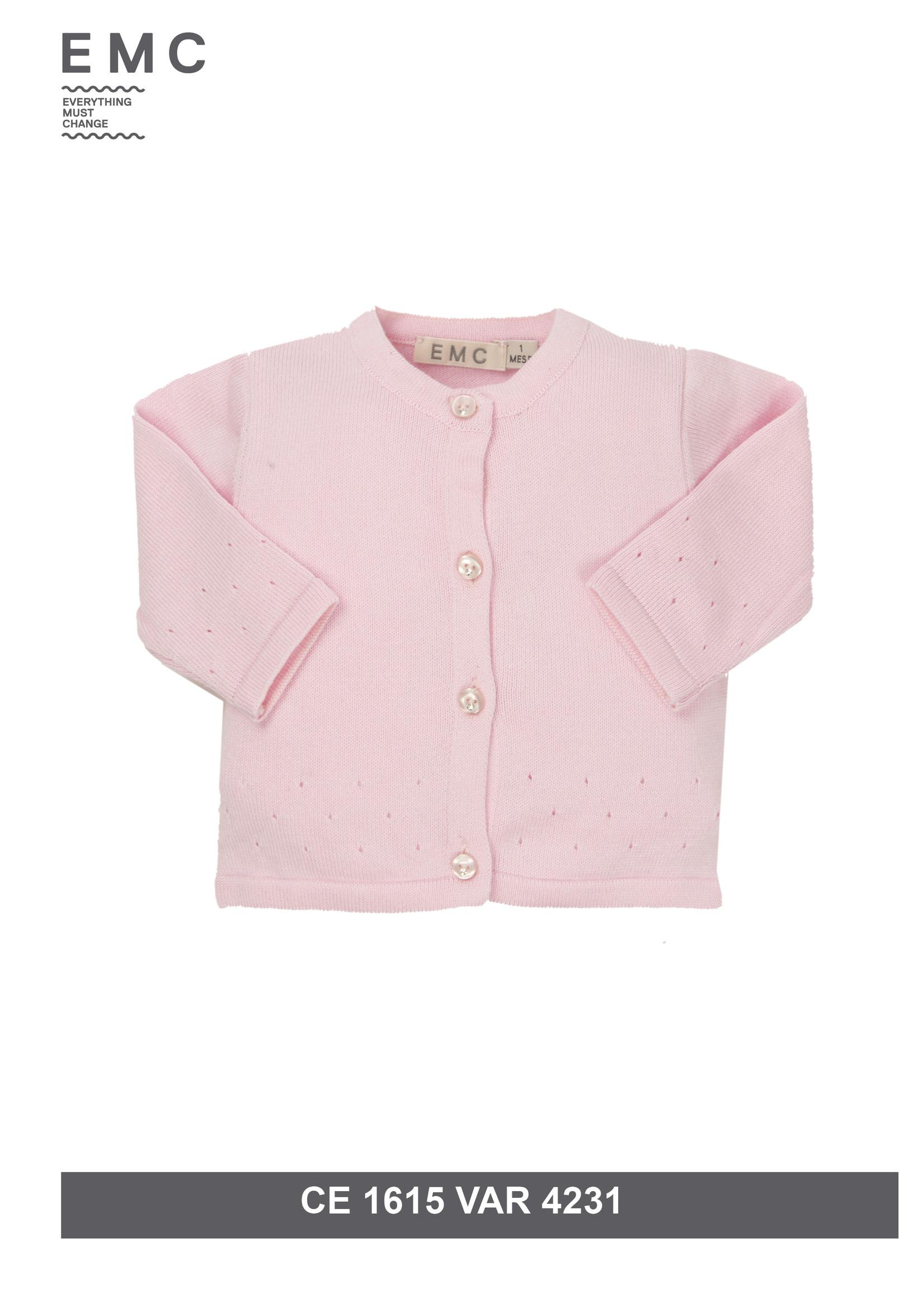 EMC EMC pink cardigan
