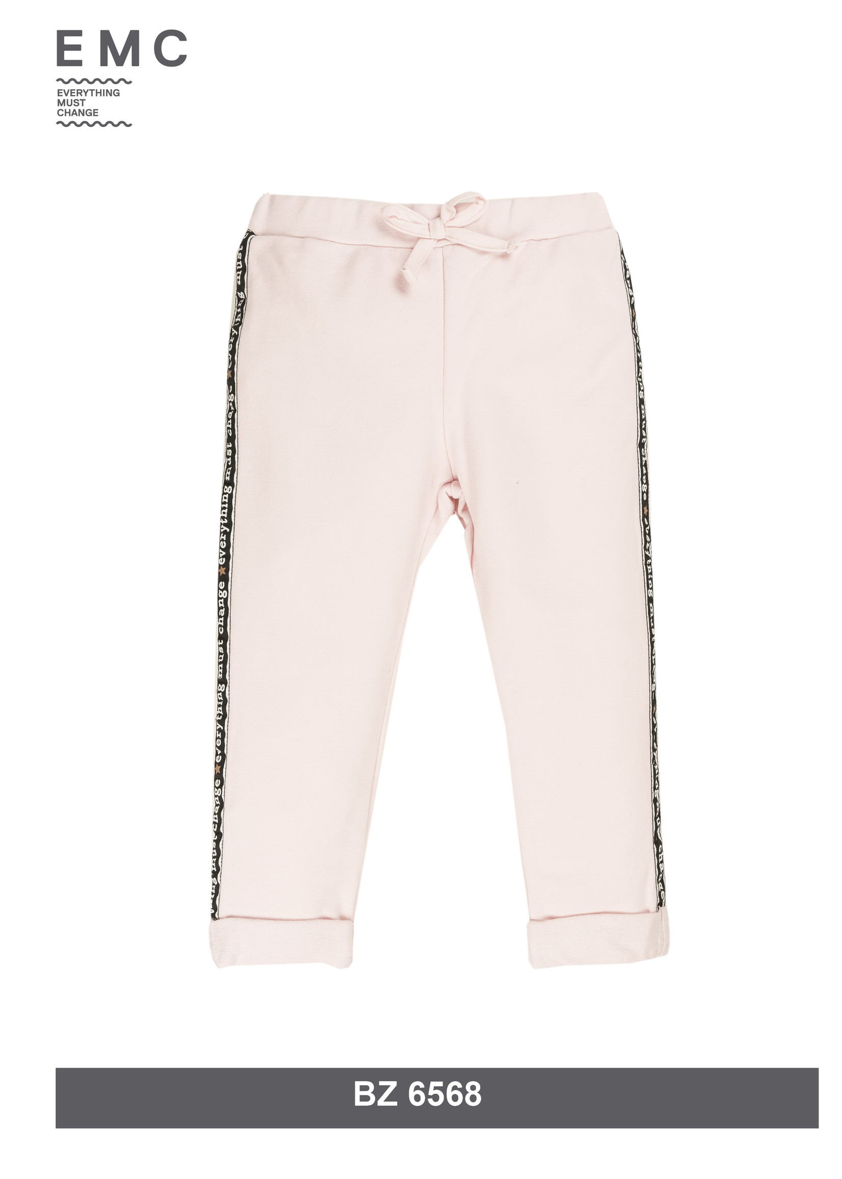 EMC EMC pink sweatpants
