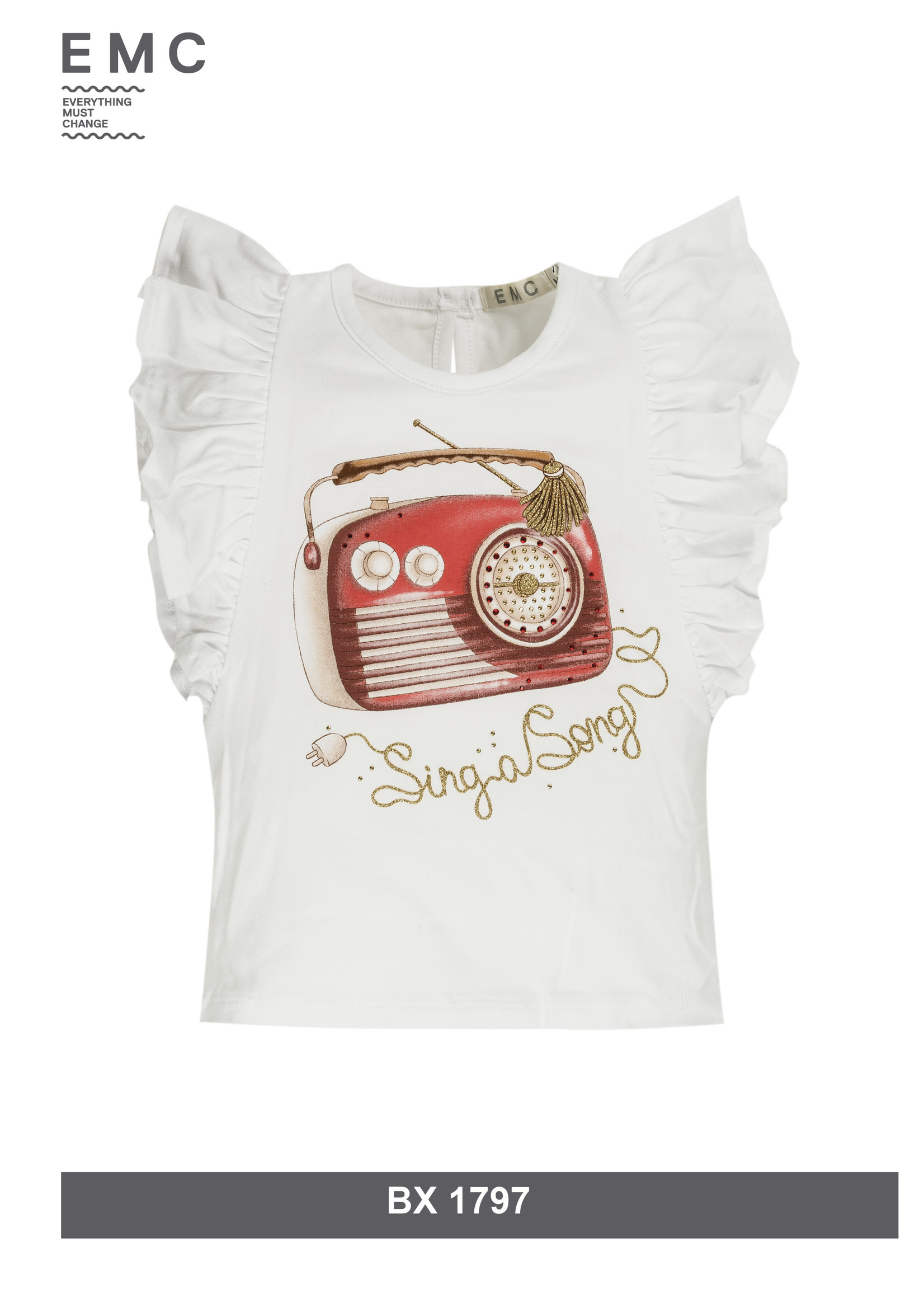 EMC EMC sing a song shirt