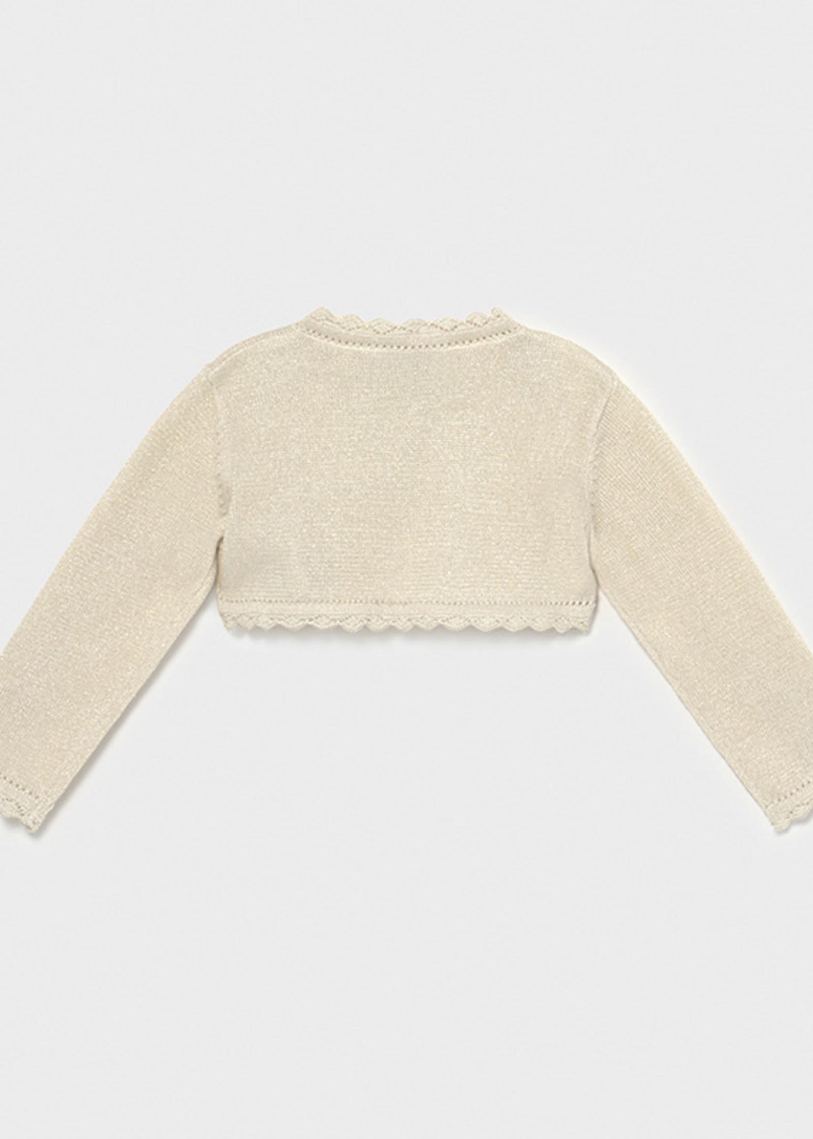 Mayoral Mayoral Basic knit cardigan