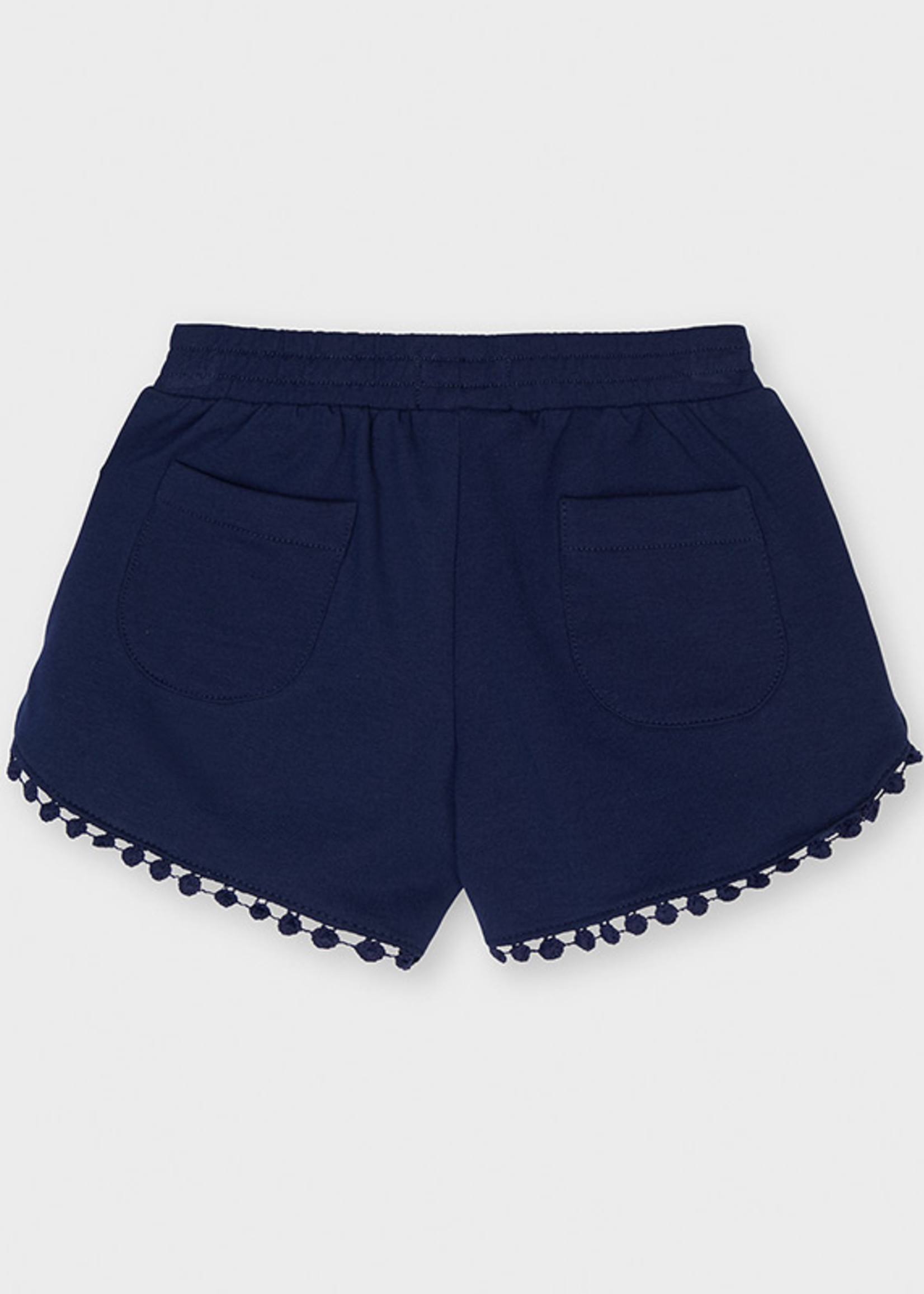 Mayoral Mayoral Chenille shorts ink