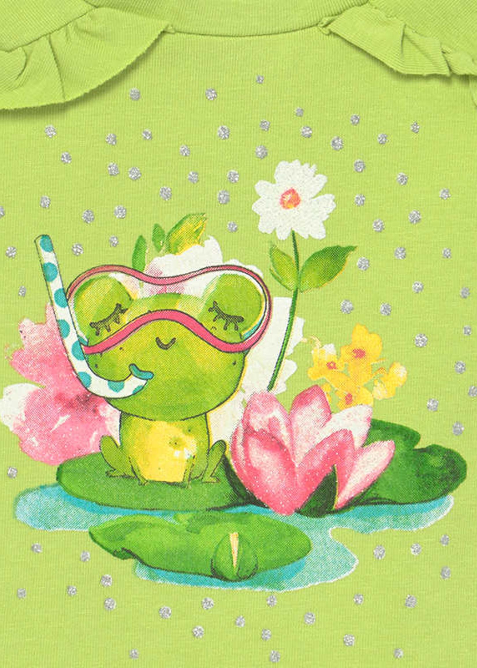 Mayoral Mayoral short set frog