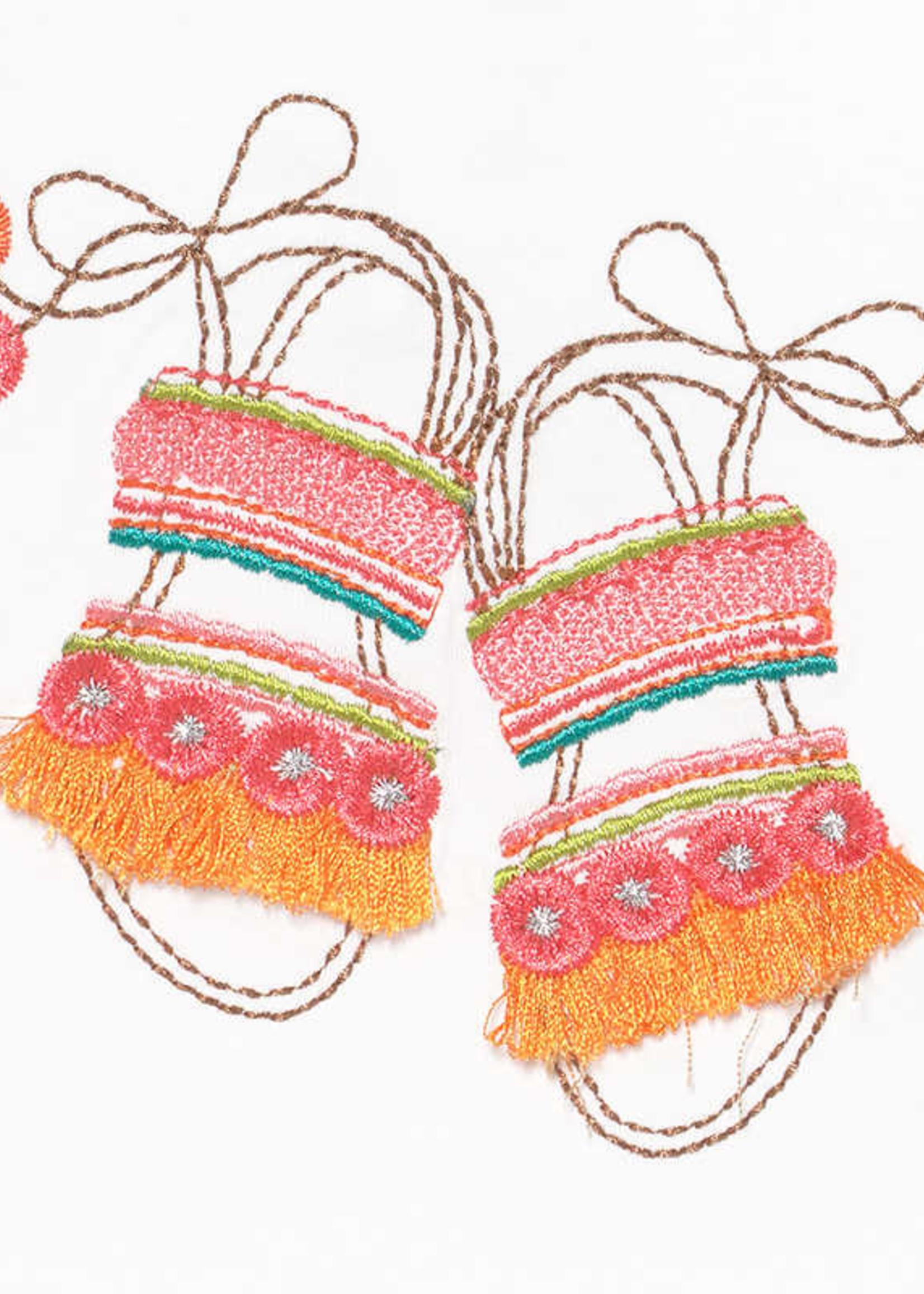 Mayoral Mayoral skirt set shoes