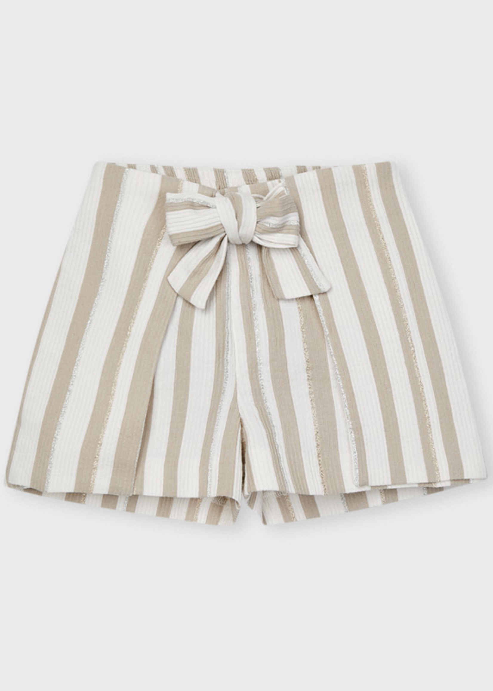 Mayoral Mayoral striped short pant