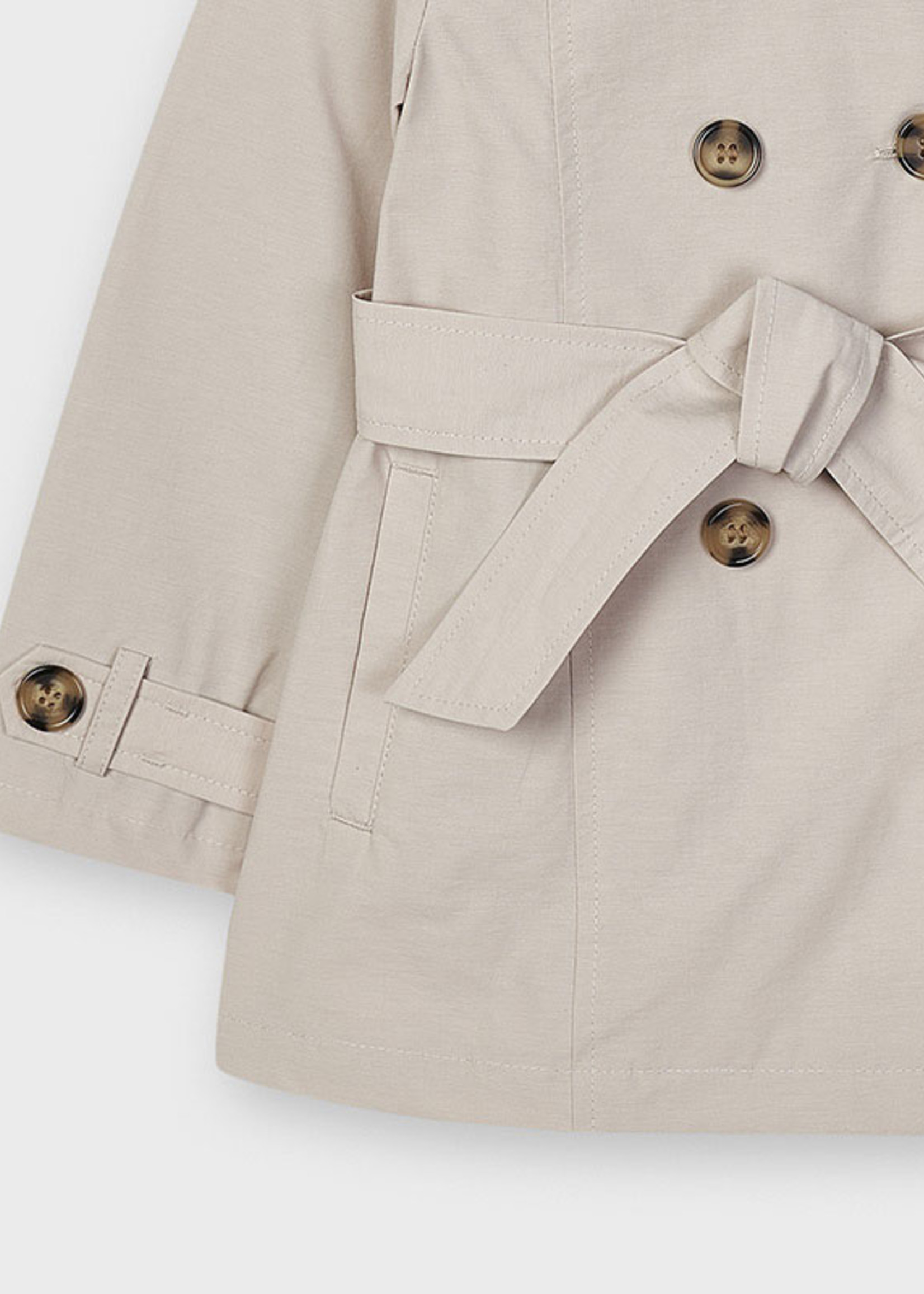 Mayoral Mayoral Trench coat soil