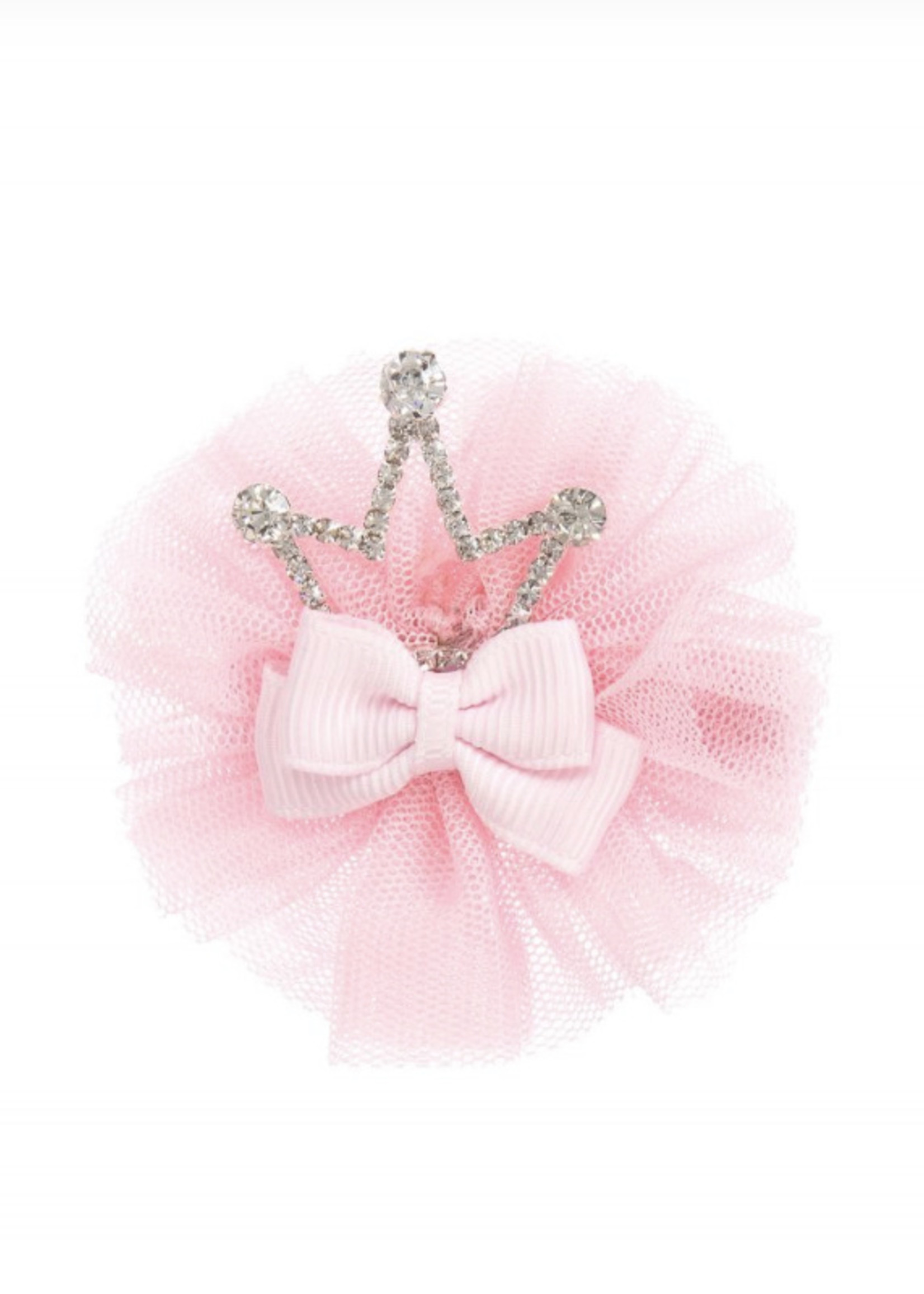 Angels Face Angels Face Ruffle crown ballet pink