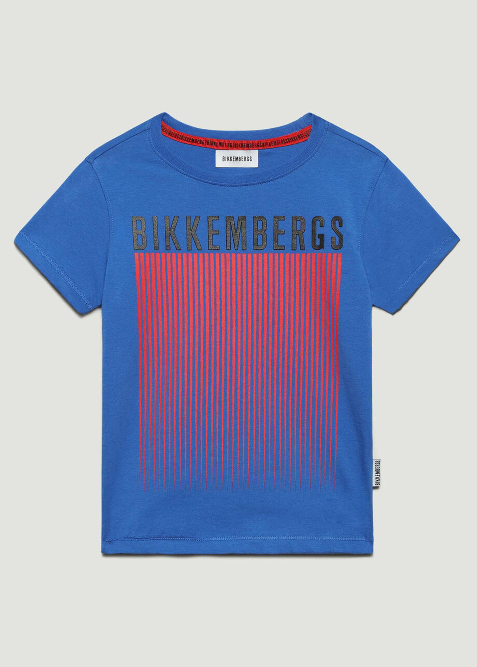 Bikkembergs Bikkembergs T-Shirt Princess Blue