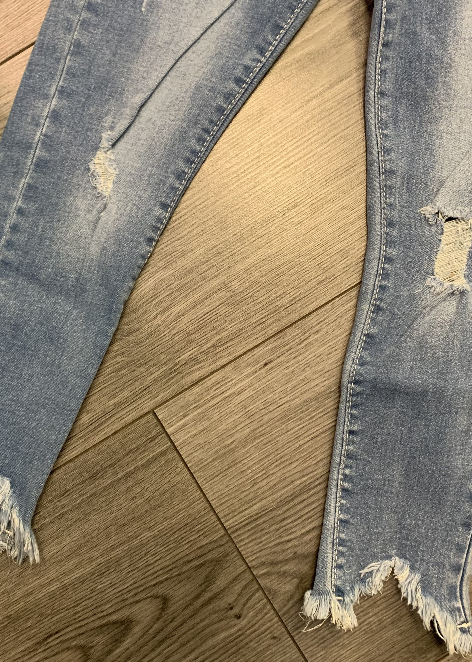 Divanis Divanis ripped jeans