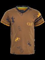 Leggends22 T-shirt Olger brown