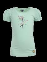 LoFff LoFff T-shirt puffy sleeve mint