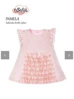 Sofija Sofija pink dress roesels