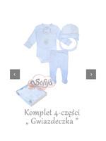 Sofija Sofija 4 pack blue
