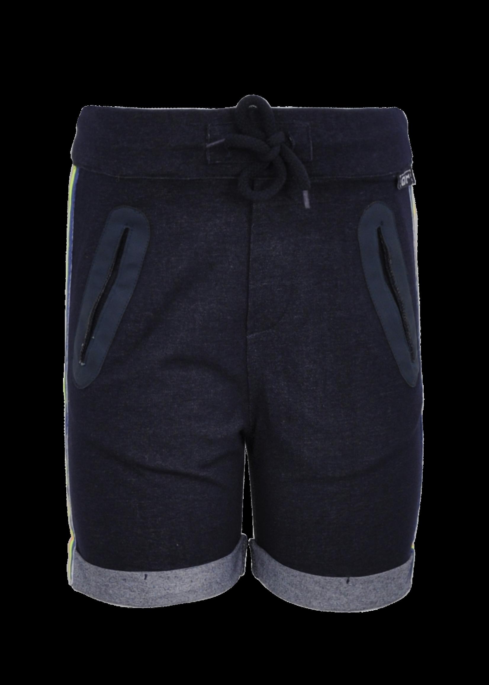 Leggends22 Short Ramses dark blue denim