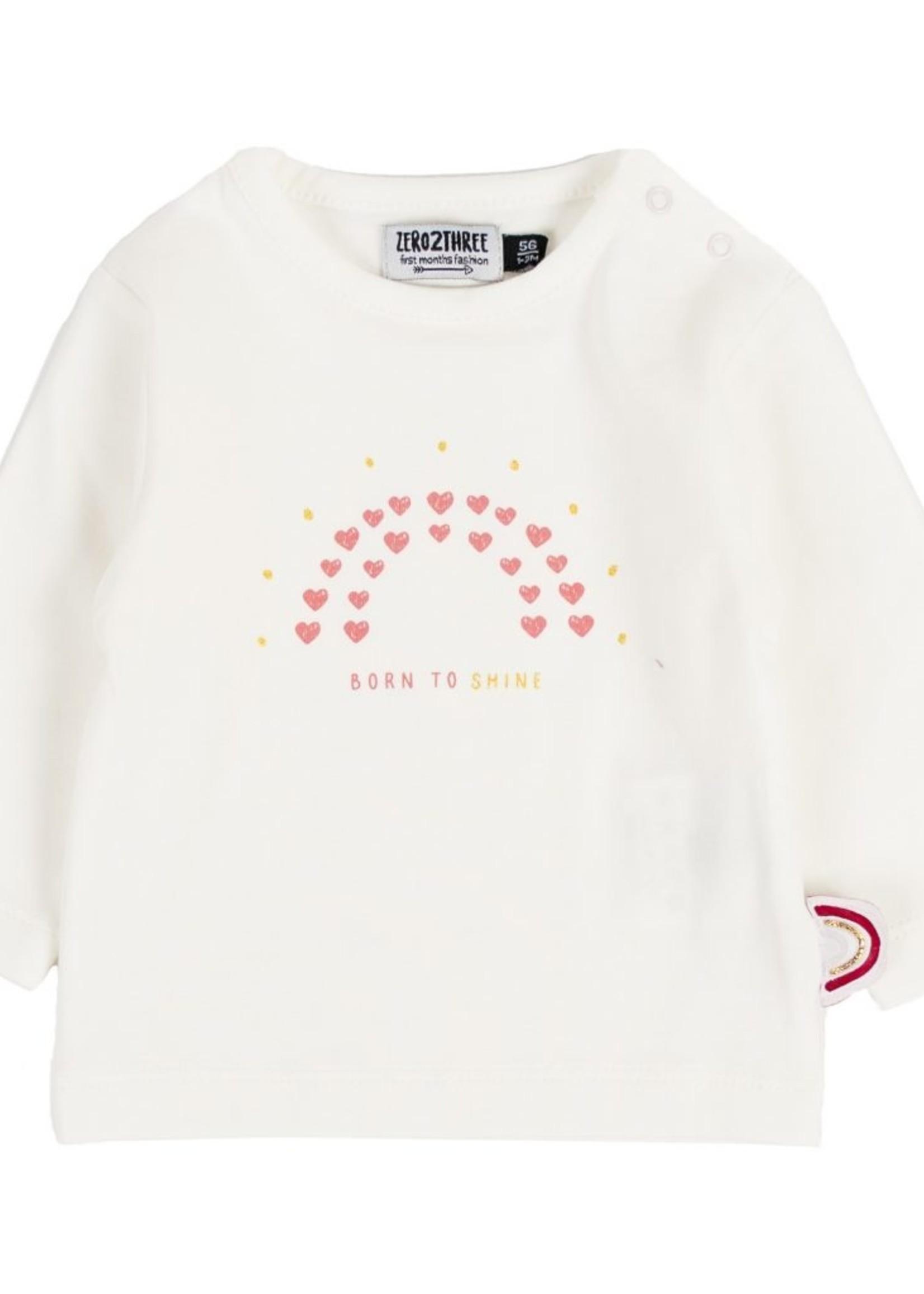 Zero2three Zero2three tshirt 8E019