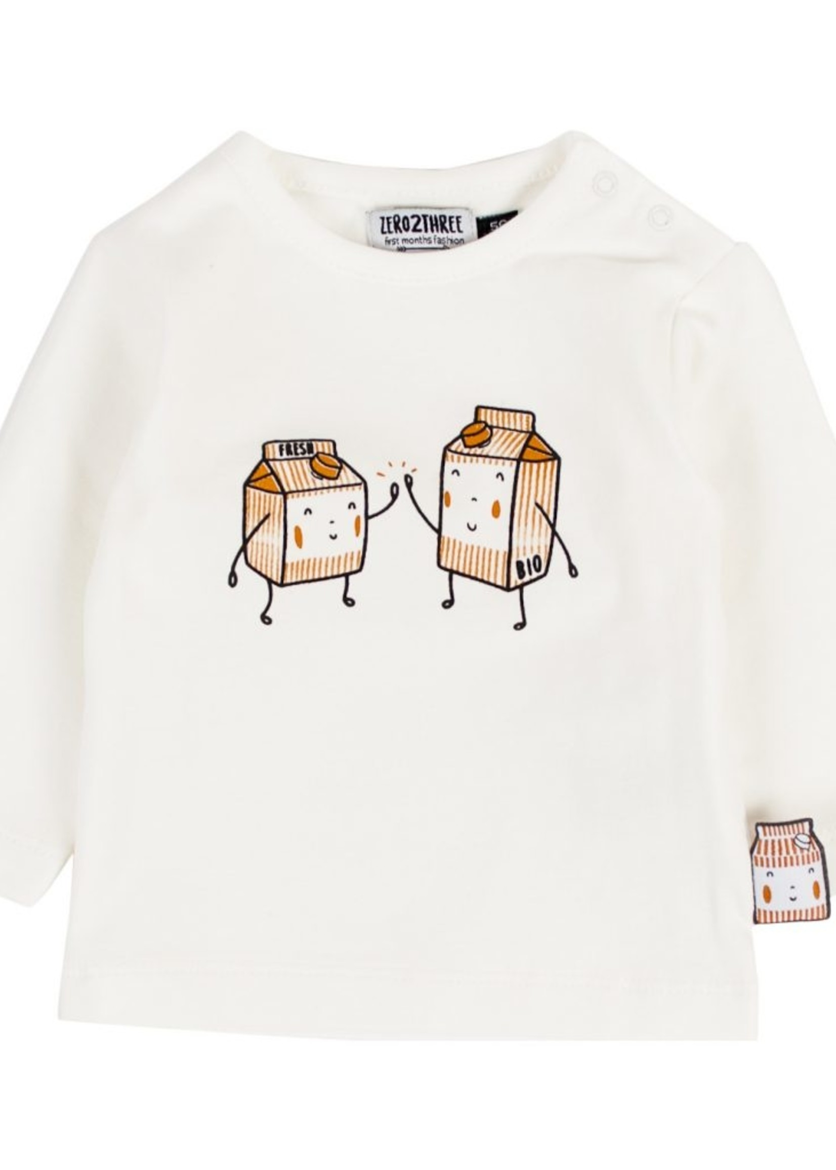 Zero2three Zero2three tshirt 8E039