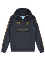 Black Bananas BlackBananas Jr. Unity Tracktop grey yellow