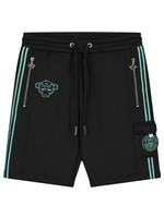 Black Bananas BlackBananasJr. Unity Short black aqua