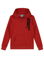 Black Bananas BlackBananas Jr. Verso Hoody red