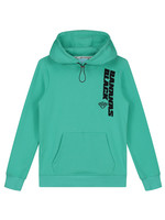 Black Bananas BlackBananas Jr. Verso Hoody aqua
