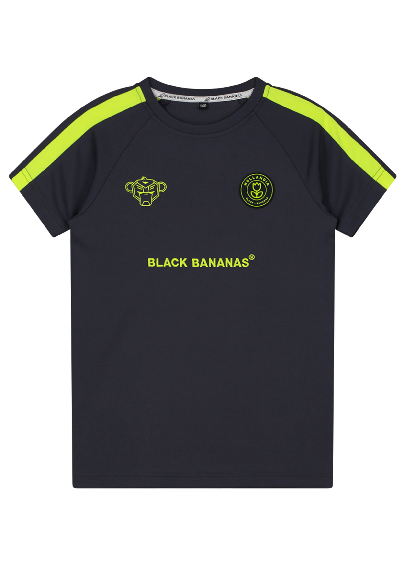 Black Bananas BlackBananas F.C. Match Tee grey