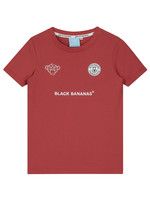 Black Bananas BlackBananas F.C. basic Tee salmon