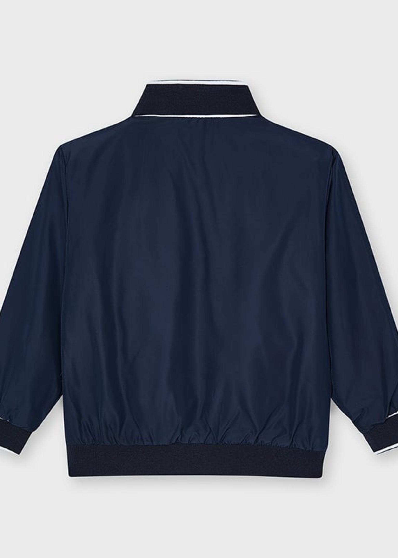 Mayoral Mayoral reversible windbreaker jacket for boy