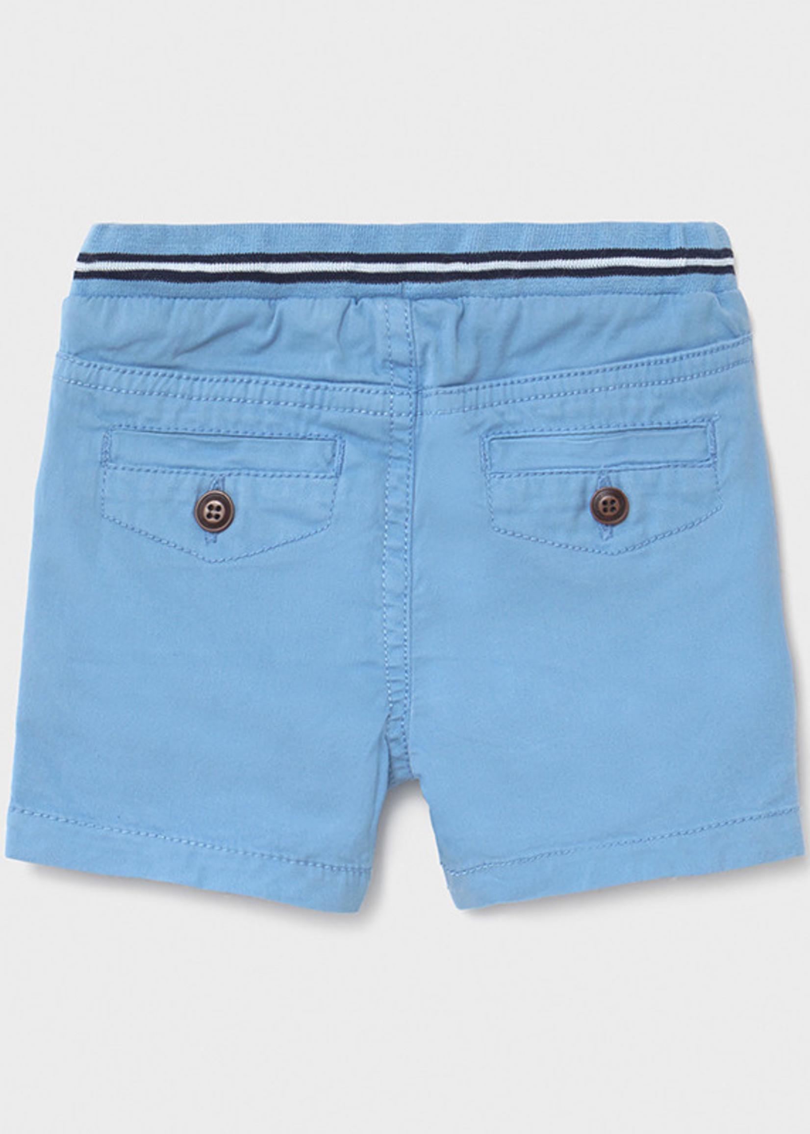 Mayoral Mayoral twill bermuda shorts