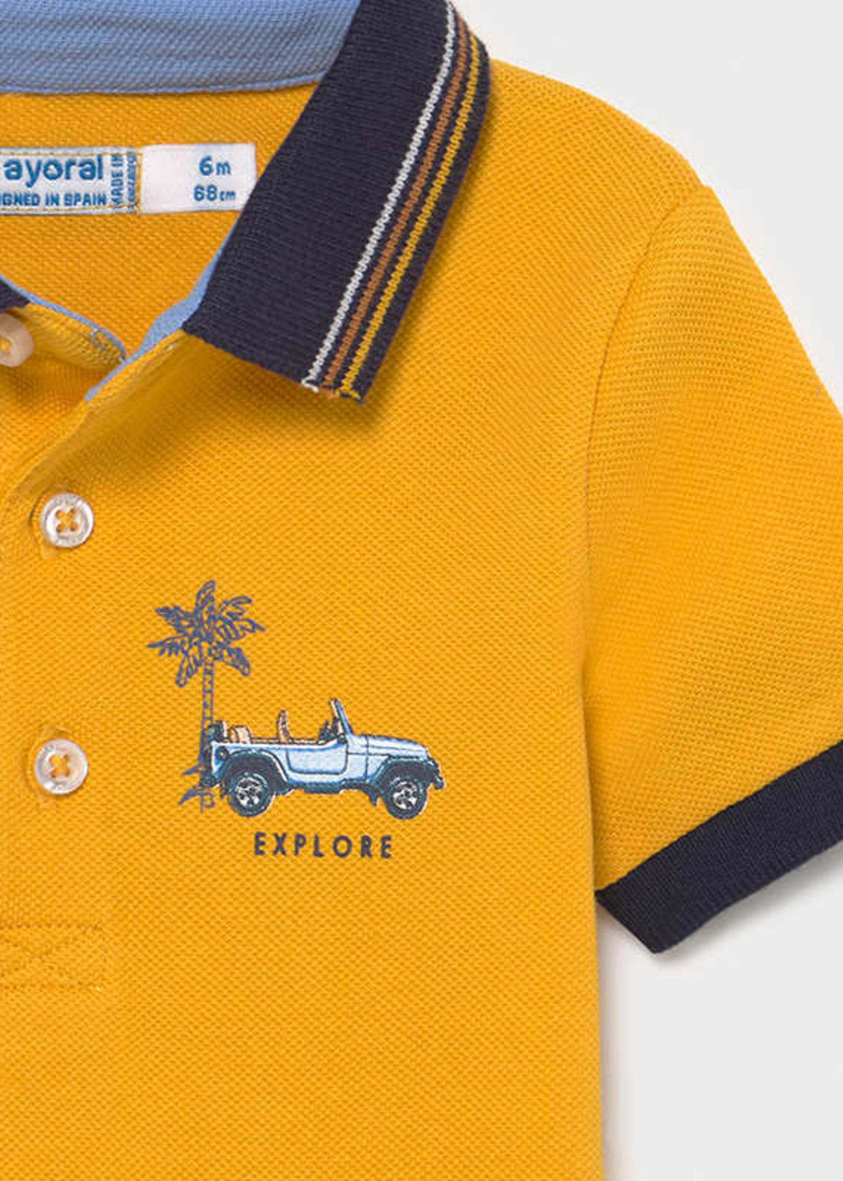 Mayoral Mayoral explore polo for baby