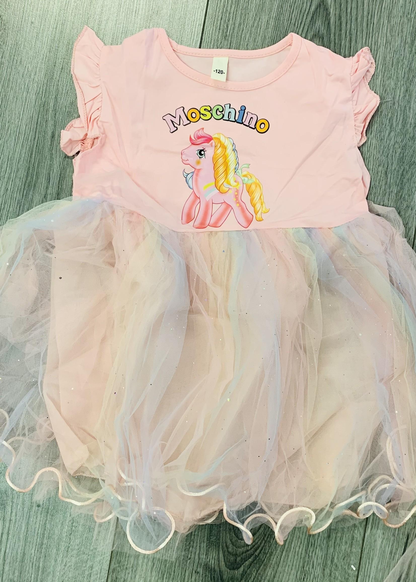 Divanis Divanis unicorn M dress