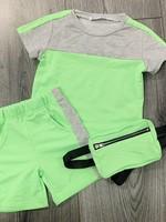 Divanis Divanis jogset boys green