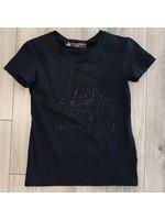 Fifth Avenue Fifth Avenue Shirt zwarte steentjes