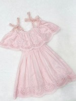 Divanis Divanis roesel dress pink