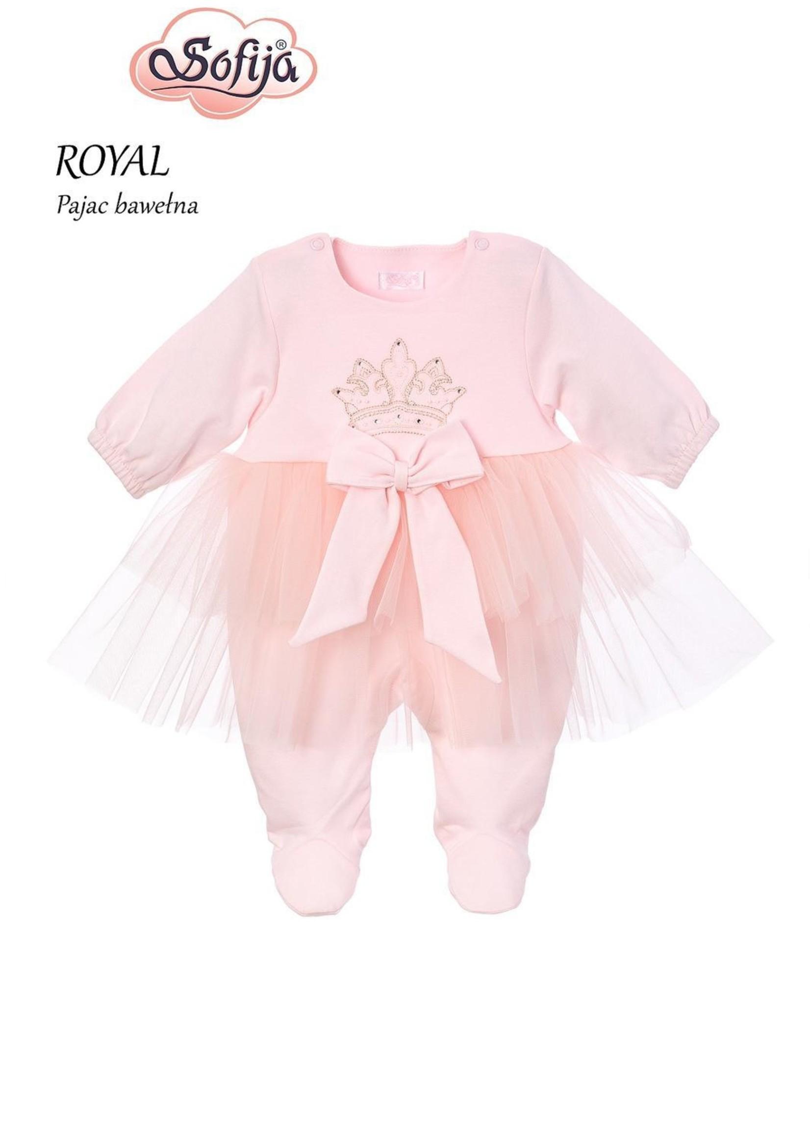 Sofija Sofija royal babypakje roze
