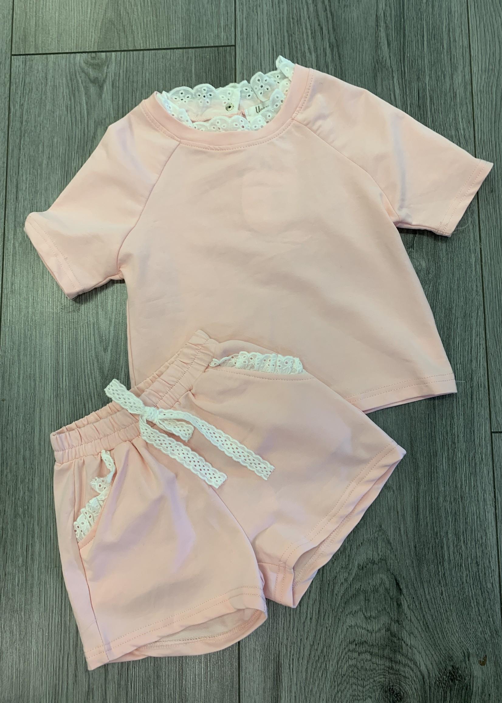Divanis Divanis cute set pink