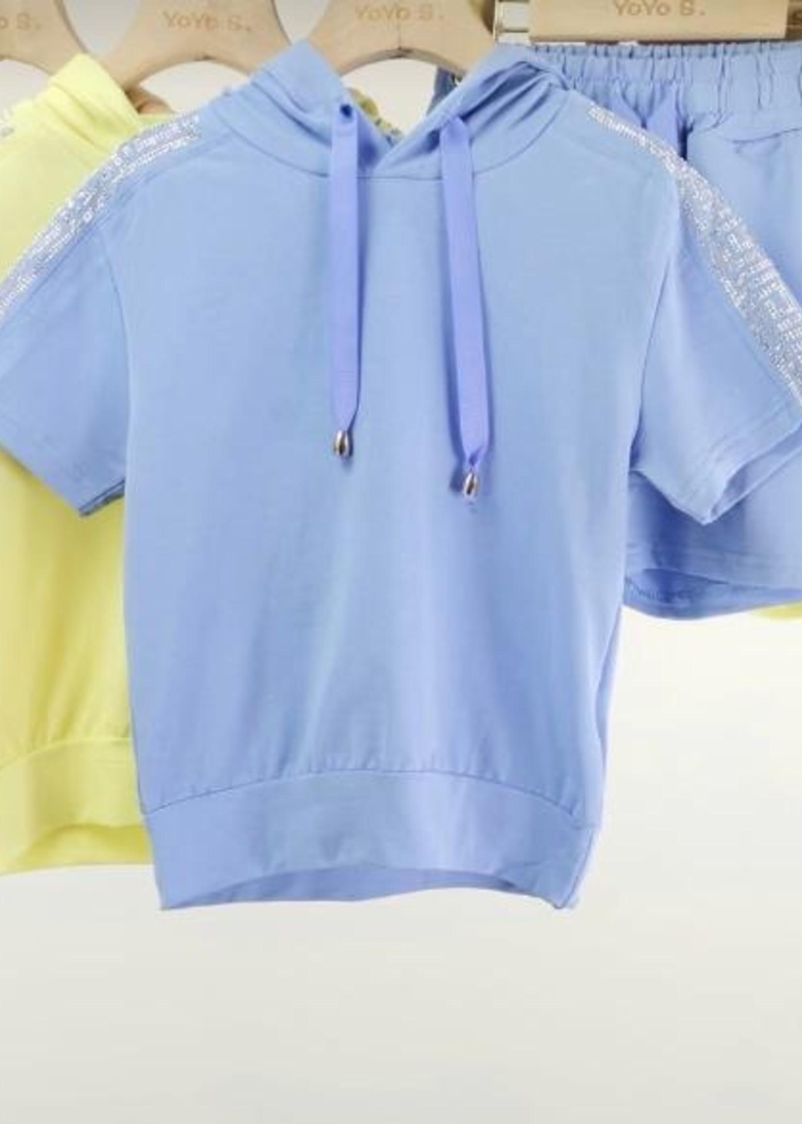 Divanis Divanis jogset for girls blue