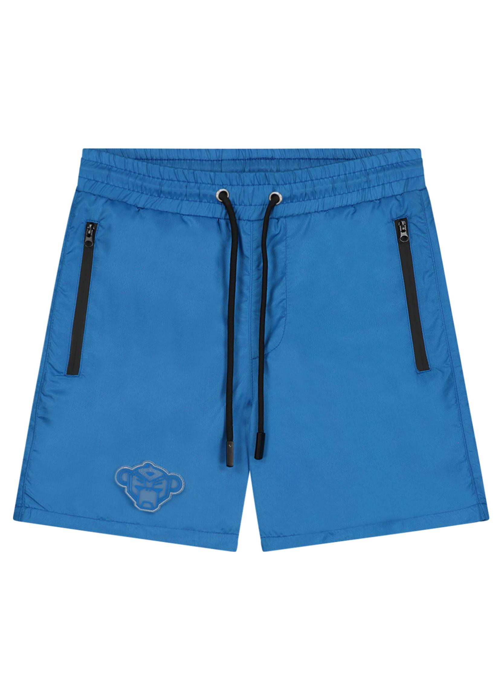 Black Bananas BlackBananas Jr. Patchy Swimshort blue