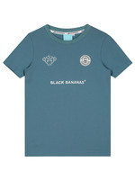 Black Bananas BlackBananas Jr. F.C. Basic Tee blue
