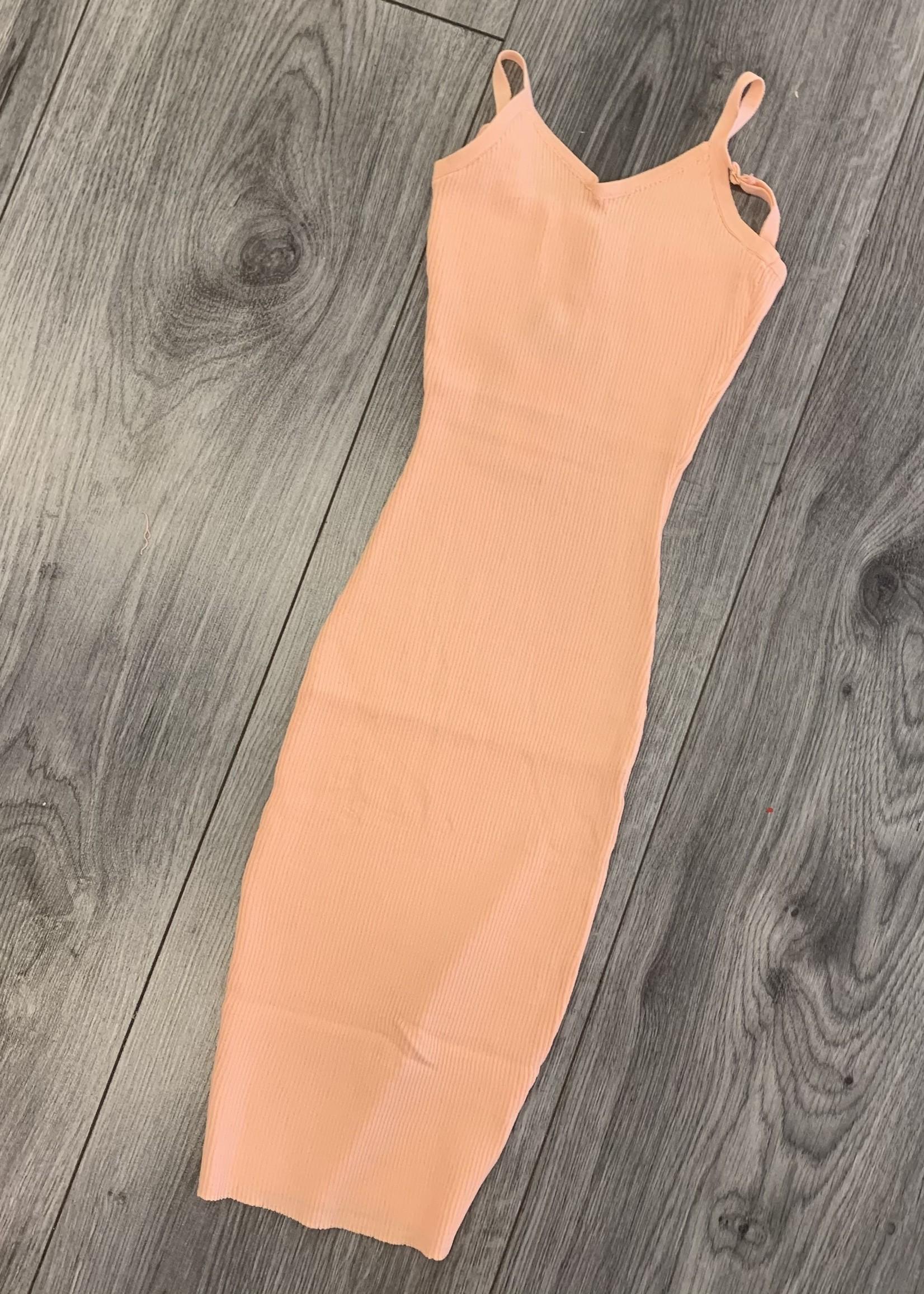 Divanis Divanis orange dress