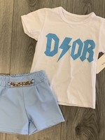 Divanis Divanis Dior set blue