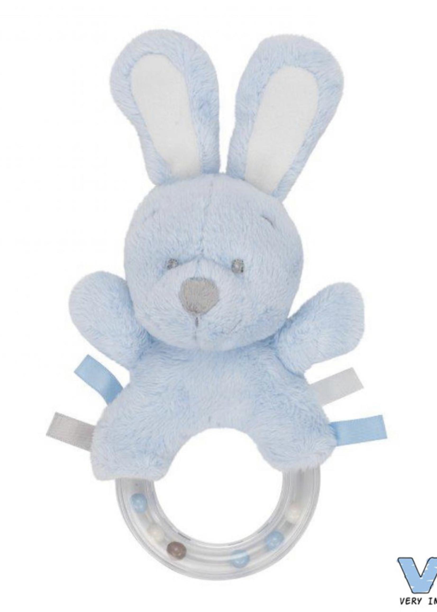 Very Important Baby Rammelaar Konijn blauw