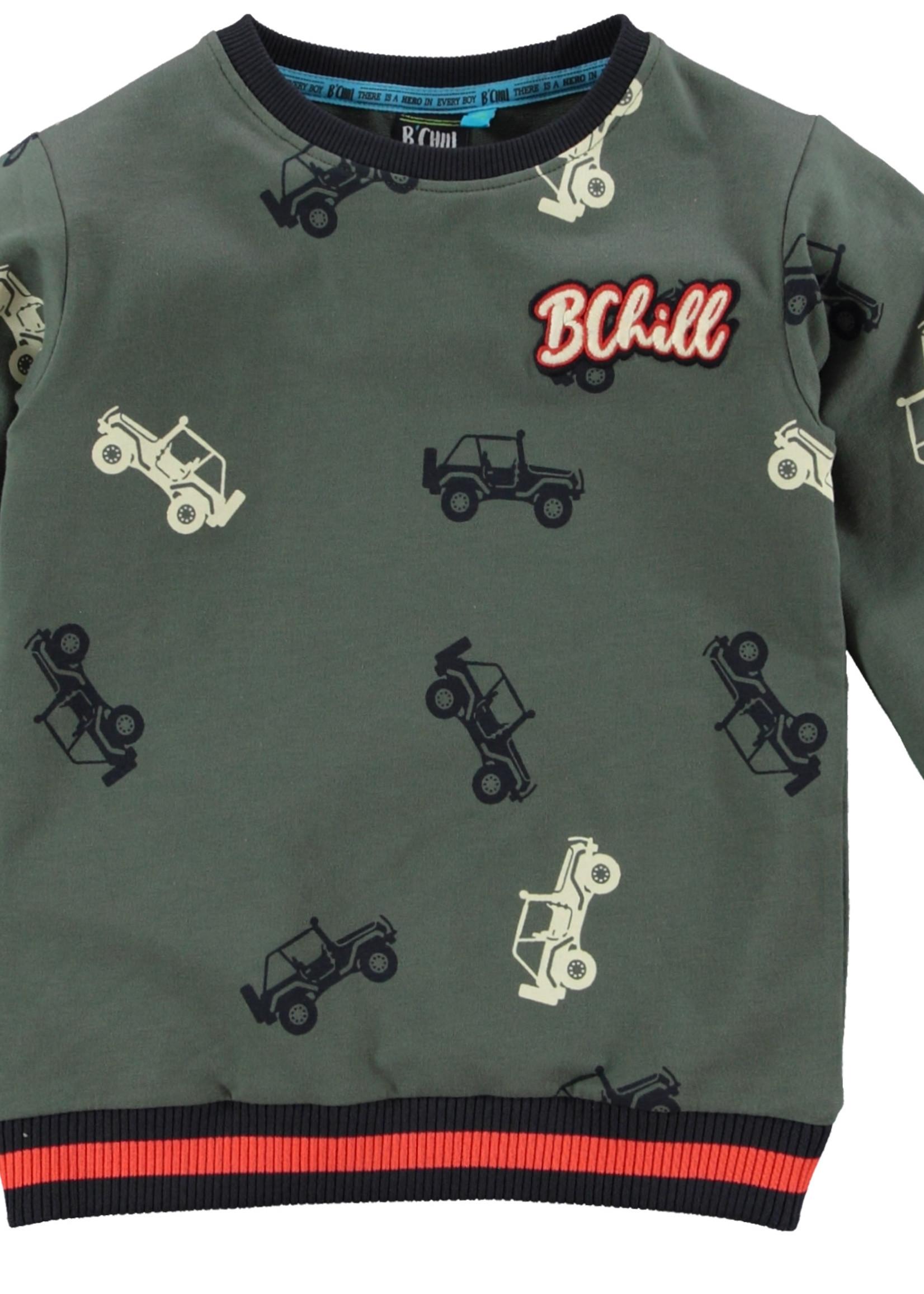 B'chill Marc sweater