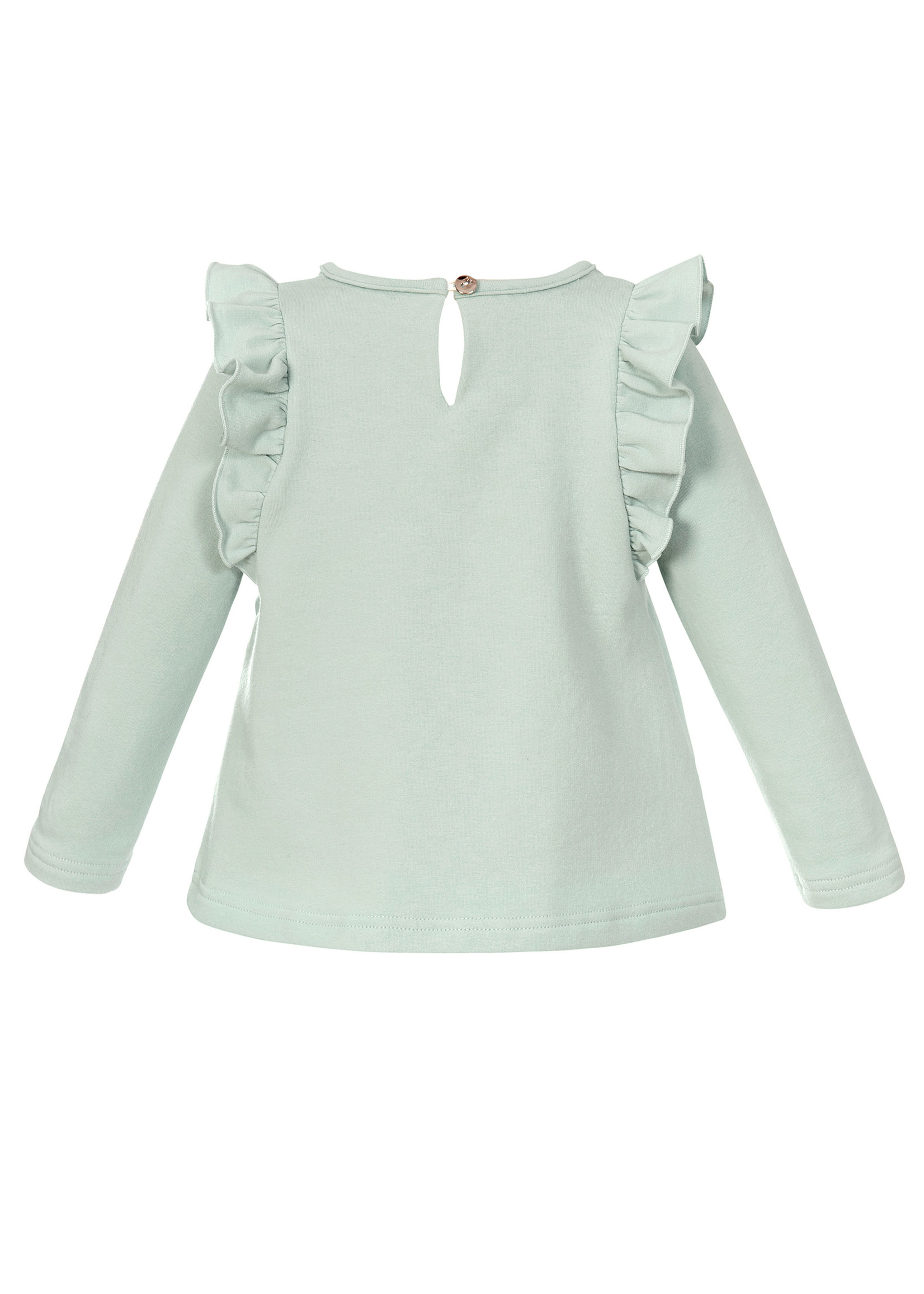Balloon Chic Balloon Chic so sweet and lovely top groen
