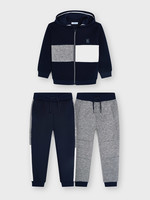 Mayoral Mayoral tracksuit for boys navy