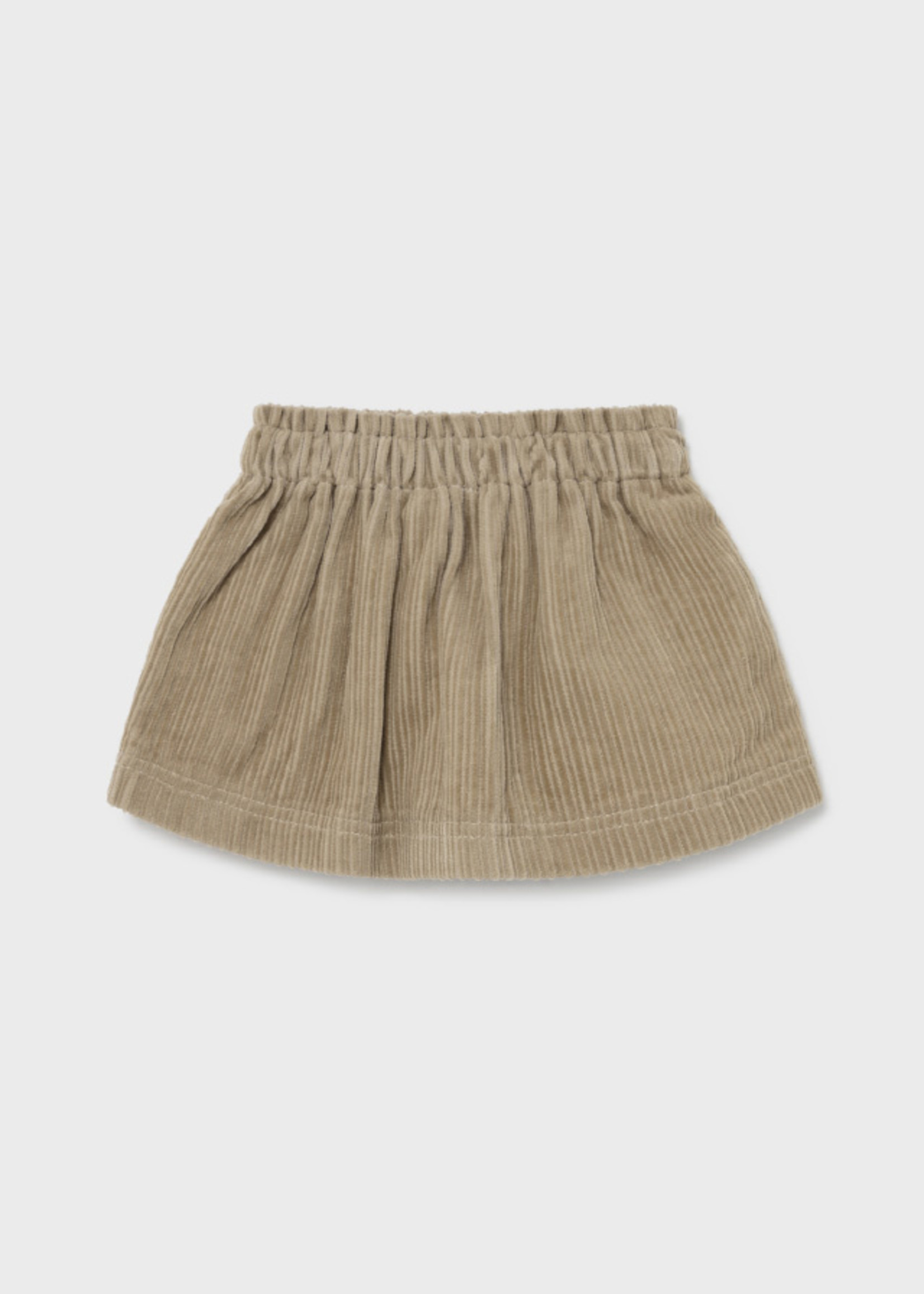 Mayoral Mayoral corduroy skirt sand