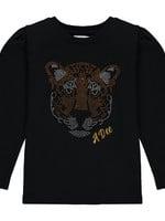 A Dee A Dee THEA Leopard top  black