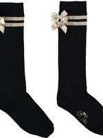A Dee A Dee TAYLA Ribbon knee high sock